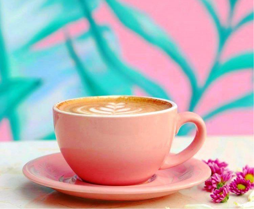 Dunes Cafe Pink Wednesday